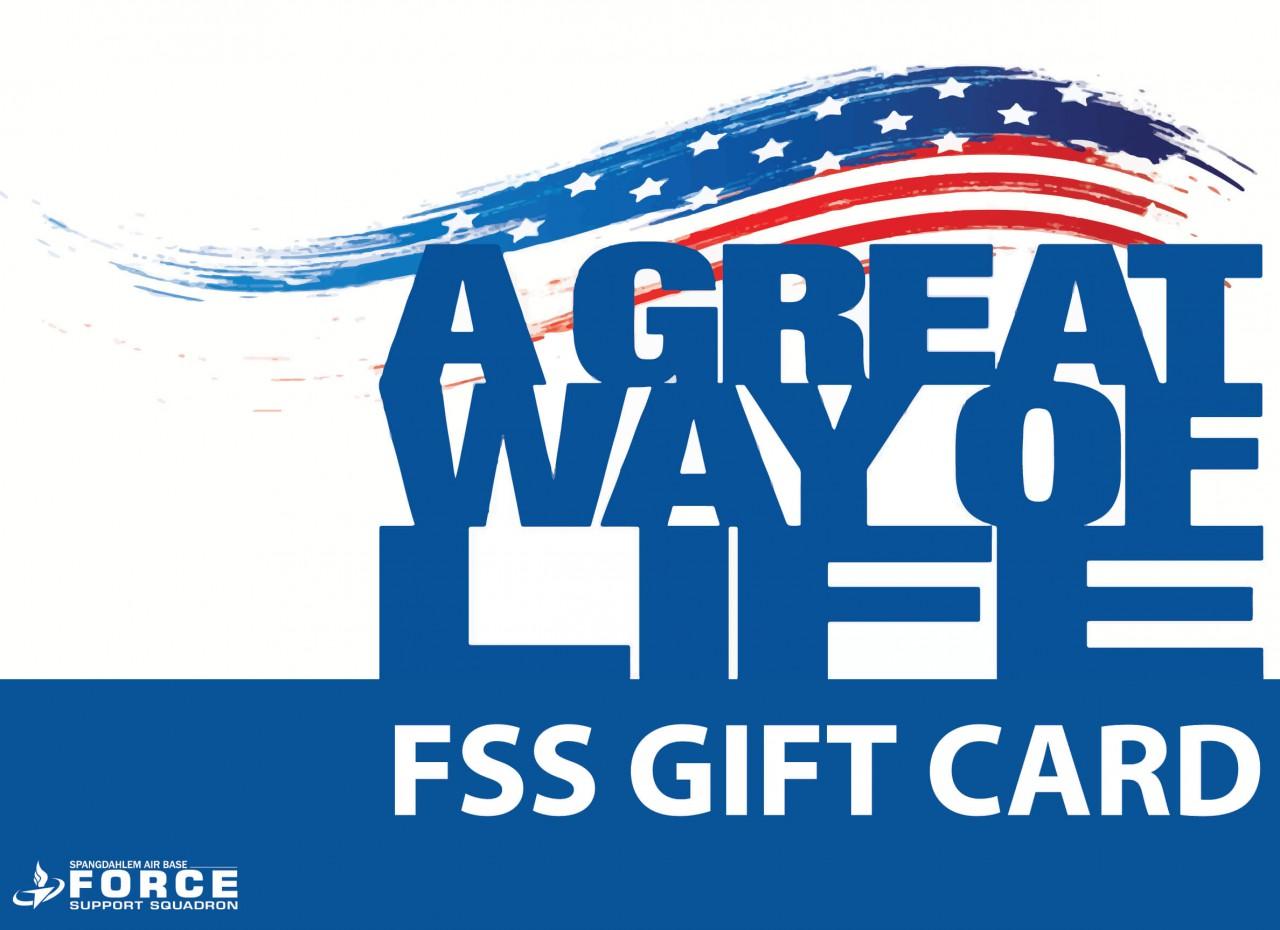 FSS Gift Card