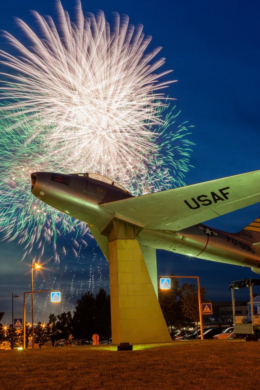 USAF Fireworks